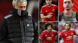MU chia tay hàng loạt sao, Conte gây hấn Mourinho