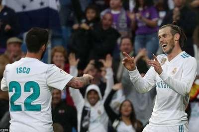 Gareth Bale lập cú đúp, Real thắng bằng set tennis
