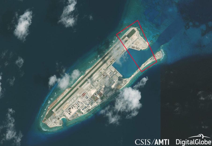 Biển Đông,tự do hàng hải,Mỹ-Trung