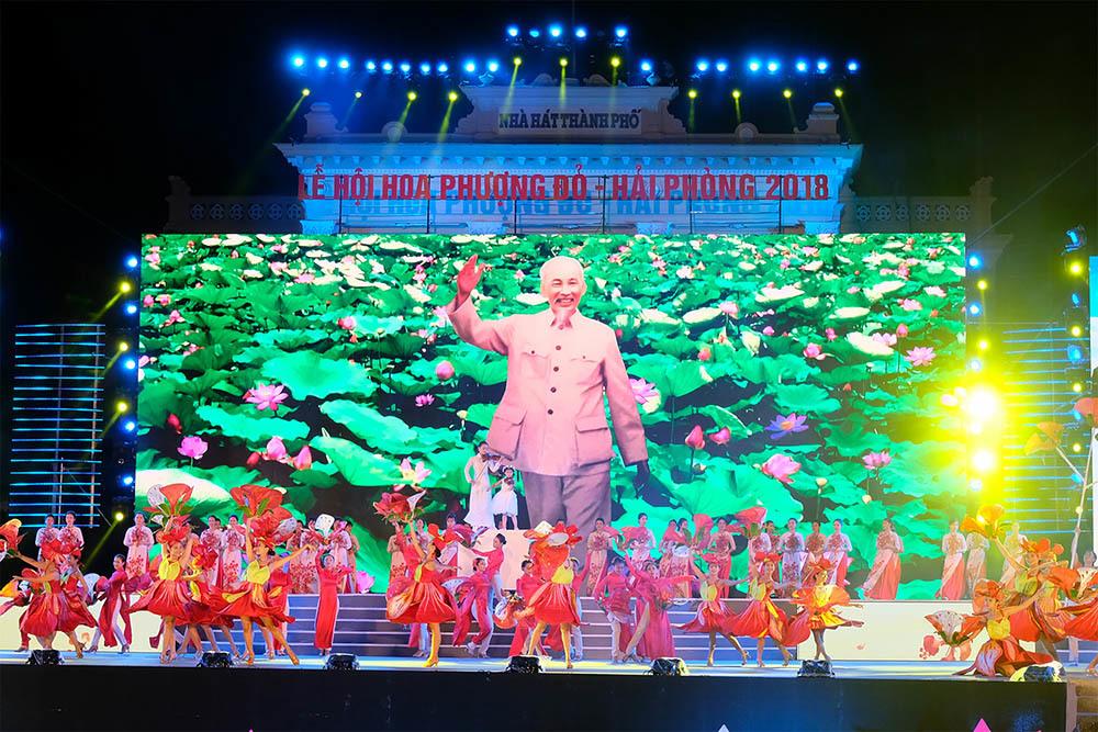 Thủ tướng dự khai mạc lễ hội Hoa phượng đỏ - Hải Phòng 2018