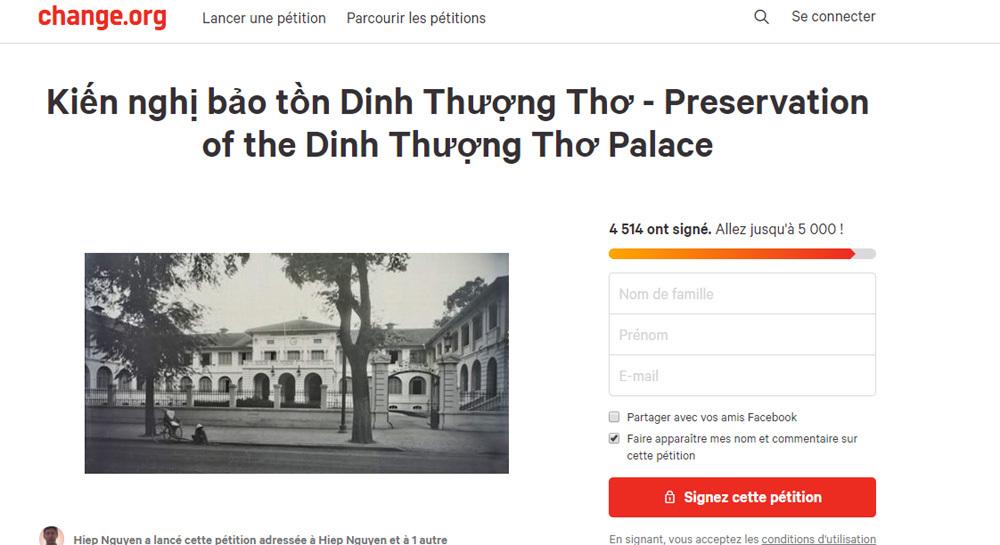 Trí thức Sài Gòn kiến nghị bảo tồn nhà 130 tuổi trước nguy cơ bị đập bỏ