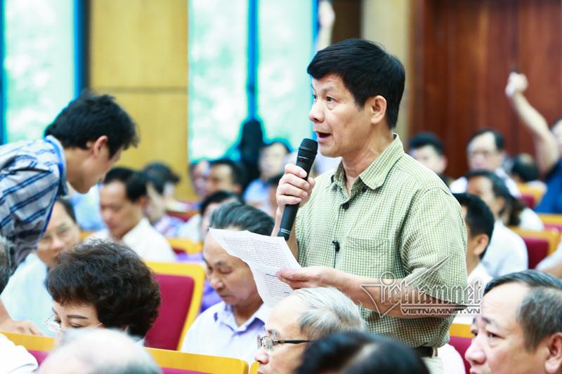 Tổng Bí thư,Nguyễn Phú Trọng,tiếp xúc cử tri,chống tham nhũng,xử lý cán bộ