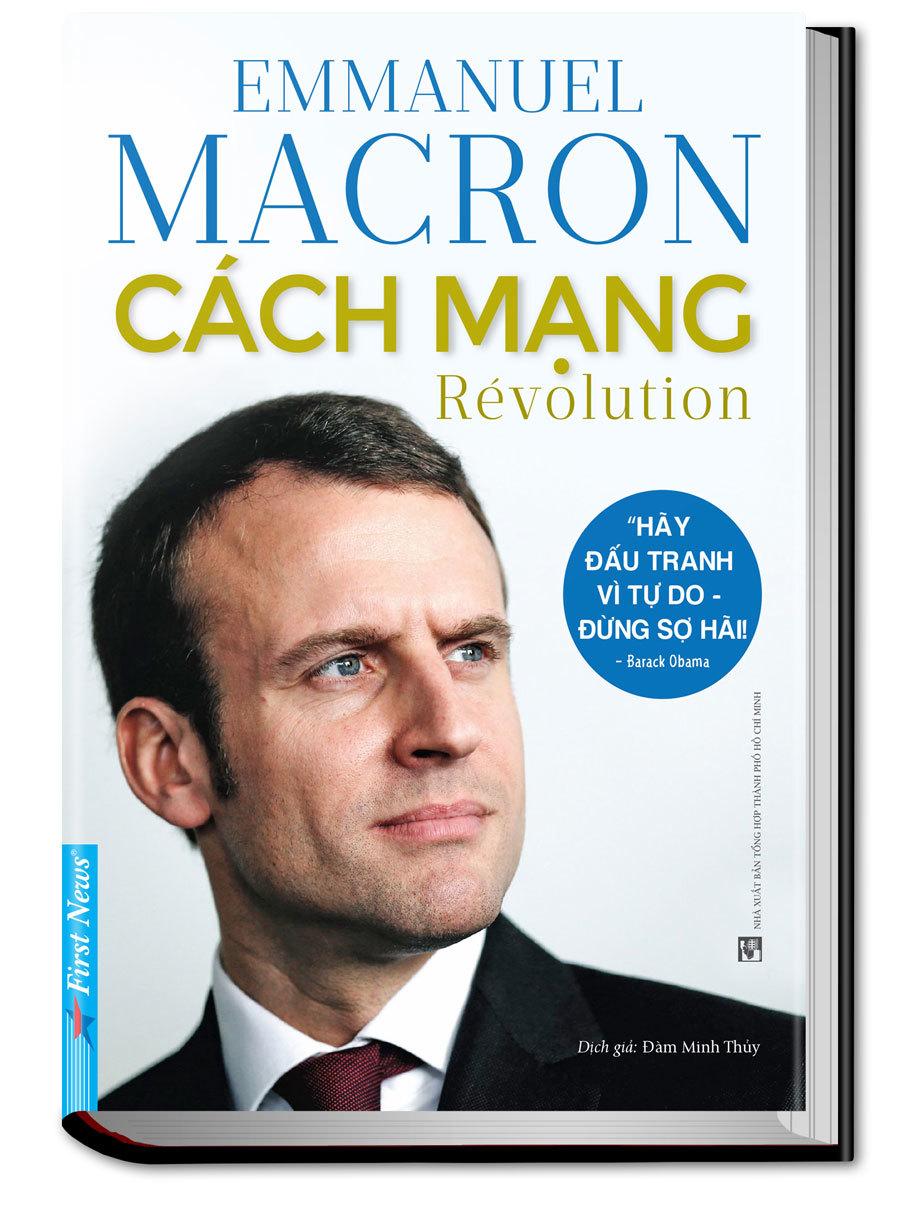 Sách best-seller của Tổng thống Pháp ra mắt bản tiếng Việt