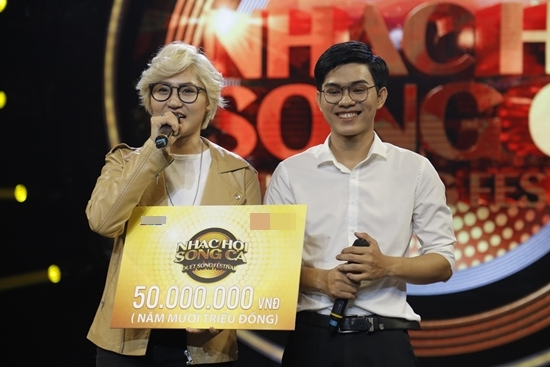nhạc hội song ca,Duet song festival,Diệu Nhi,Thanh Duy,Ốc Thanh Vân