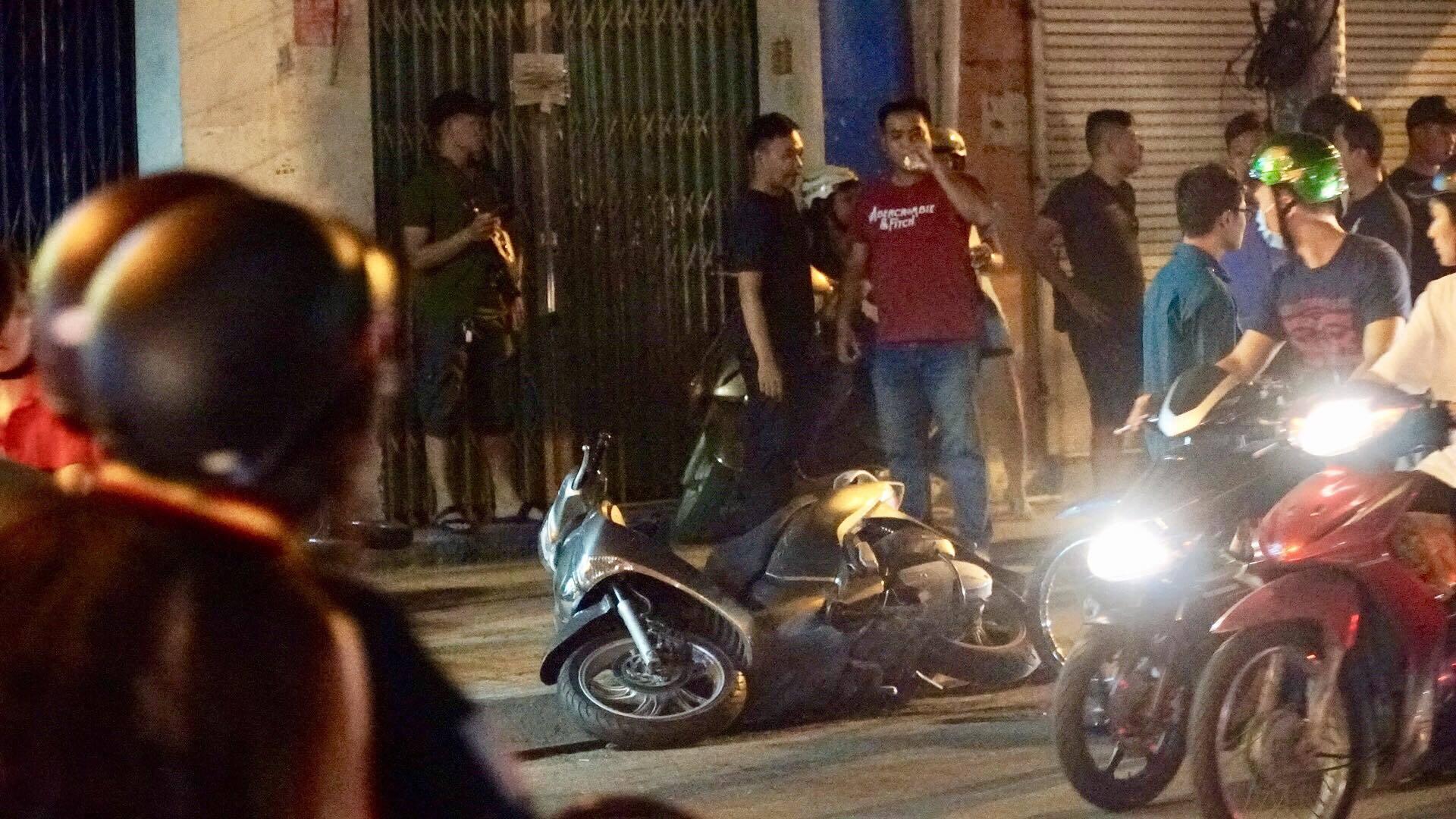 hiệp sĩ đường phố,hiệp sĩ Sài Gòn,trộm cướp,cướp tài sản,trộm cắp tài sản,Sài Gòn