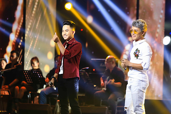 Minh Tuyết hãnh diện vì học trò được Thanh Hà khen hết lời