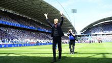 Arsenal thắng nhọc trong ngày chia tay HLV Wenger