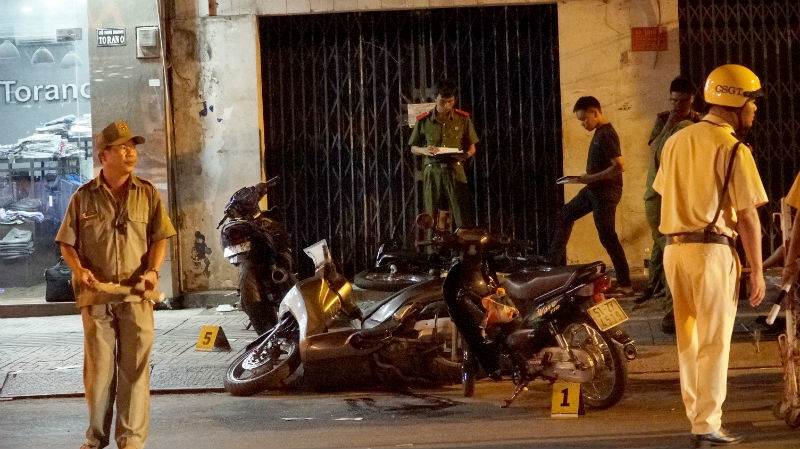 hiệp sĩ đường phố,hiệp sĩ Sài Gòn,trộm cắp tài sản,cướp tài sản,Sài Gòn