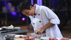 Kinh ngạc với khả năng dùng dao của đầu bếp Trung Quốc