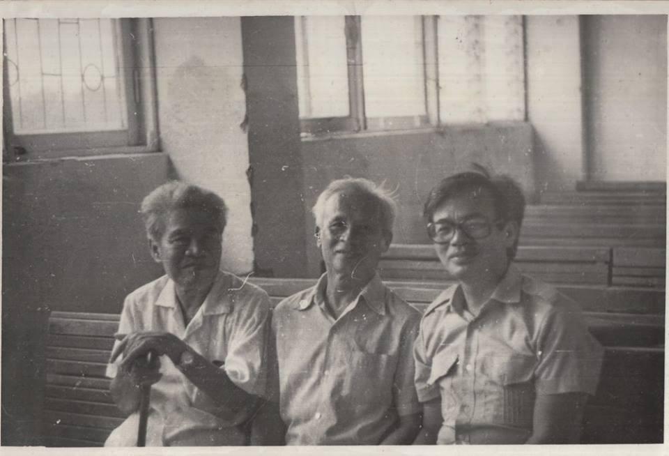 GS Phan Đình Diệu, một trí thức lớn của Việt Nam đã qua đời