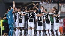 Juventus vô địch Serie A lần thứ 7 liên tiếp