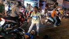 Nhân chứng kể phút nhóm hiệp sĩ bị cướp đâm chết trên phố