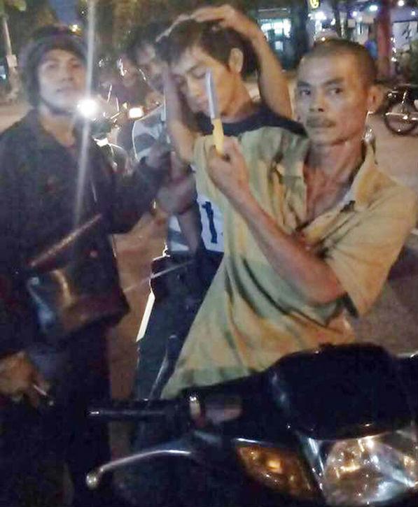 hiệp sĩ đường phố,hiệp sĩ Sài Gòn,băng cướp,cướp tài sản,Sài Gòn