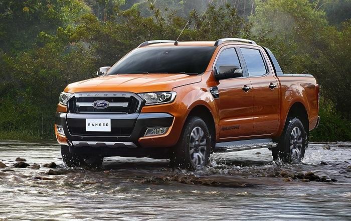 Không đạt khí thải, Ford Ranger mất ngai 'vua bán tải'