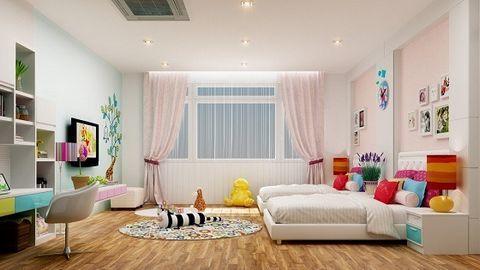 Phong thuỷ khi trang trí nội thất phòng ngủ người tuổi Tỵ