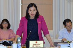 Chủ nhiệm UB Tư pháp đề nghị xem xét lại vụ Nguyễn Khắc Thủy dâm ô