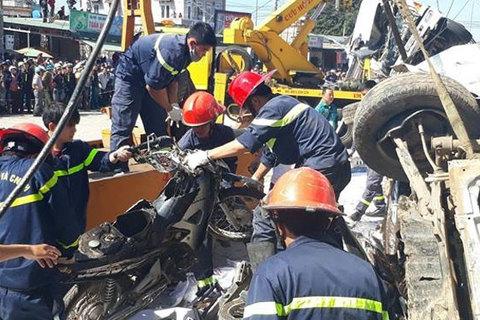 Tai nạn ở Lâm Đồng