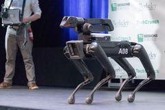 Chó robot biết leo trèo, tự lập bản đồ vượt chướng ngại vật