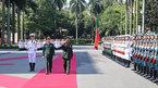Tăng cường hợp tác đào tạo cán bộ, học viên quân sự Lào tại VN