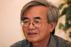 GS Phan Đình Diệu: Một khối nghĩ suy đã đi xa...