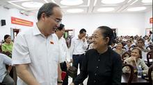 Ông Nguyễn Thiện Nhân: Sau họp Quốc hội sẽ gặp người dân Thủ Thiêm