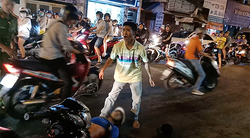Hiệp sĩ đường phố bị đâm chết
