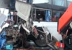 Vụ xe tải mất lái làm 5 người chết: Do lái xe bỏ chạy tốc độ cao