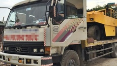 Chuyện tình bất ngờ của các tài xế xe tải phía sau vô lăng