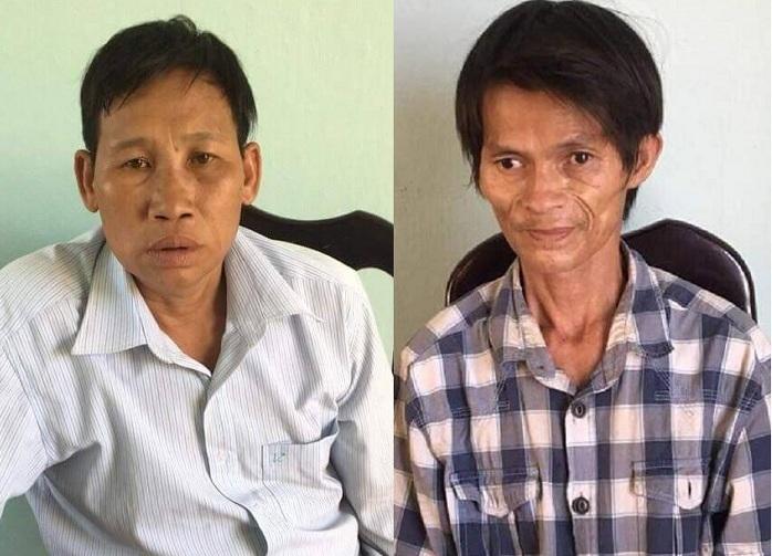 Chân dung hai tên thủ phạm giết người chôn xác rúng động dư luận ở Đà Nẵng