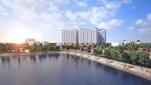 Hà Nội Home Land - 'Ngôi sao mới' của BĐS Long Biên