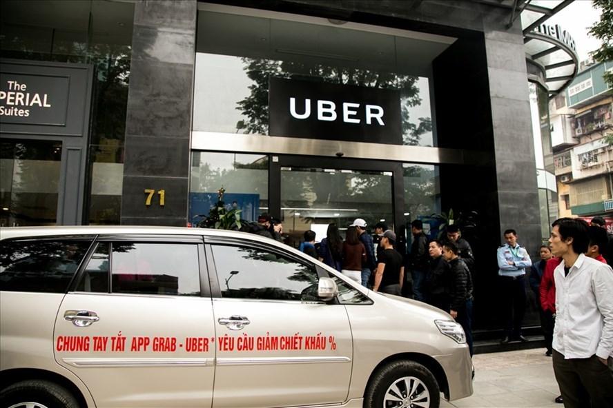 uber,lái xe uber,lái xe công nghệ,bán xe uber,grab