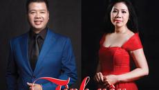 """'Tình yêu và đam mê"""" của Đăng Dương, Hồng Vy"""