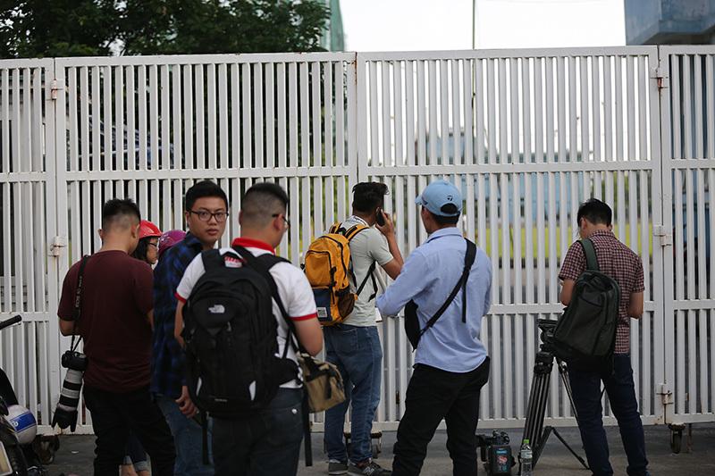 HAGL đóng cửa tập kín chờ quyết đấu với Hà Nội