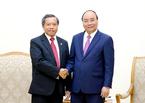 Thủ tướng tiếp Bộ trưởng Bộ Khoa học và Công nghệ Lào