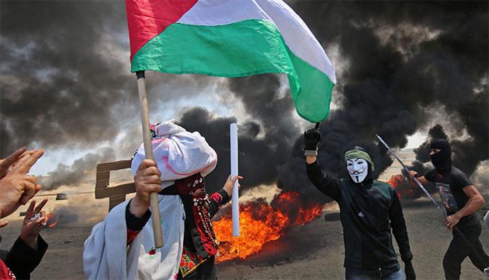 Thế giới 24h,Gaza,bạo động,bạo động ở Gaza,máu lửa