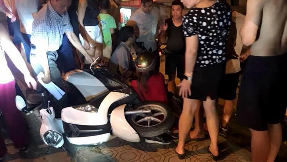 tai nạn giao thông,tai nạn,Hà Nội
