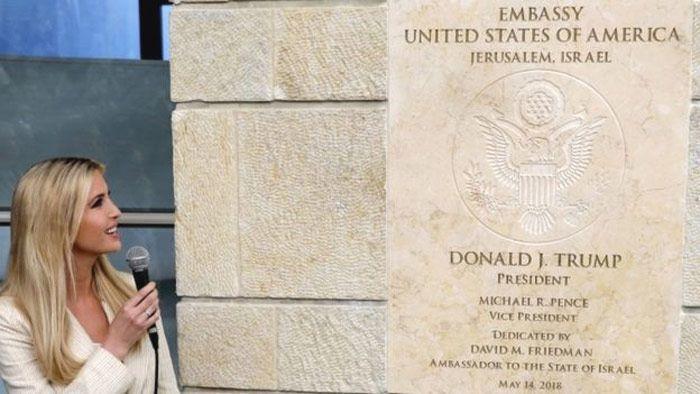 Mỹ khai trương sứ quán ở Jerusalem, Gaza ngập trong bạo động