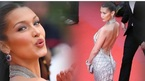 Siêu mẫu Bella Hadid khoe lưng trần quyến rũ