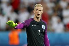 Tuyển Anh: Joe Hart sốc nặng vì mất suất dự World Cup 2018