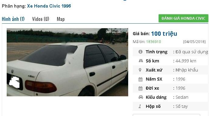 ô tô cũ,ô tô honda,xe cũ,ô tô cũ giá rẻ