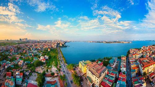 BĐS Hồ Tây hút khách ngoại