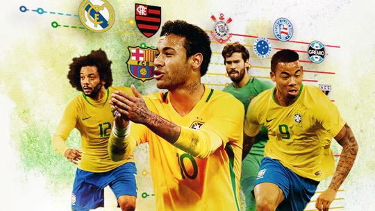 Brazil của Tite