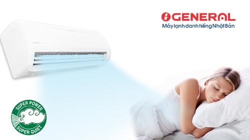 Máy lạnh General chính thức trở lại thị trường Việt Nam