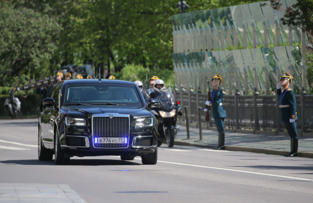 siêu xe,Tổng thống Trump,Tổng thống Putin,siêu xe tổng thống