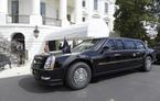 Đọ siêu xe của Tổng thống Trump và người đồng cấp Putin: Ai hơn ai?