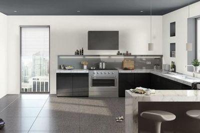 Cách trang trí nội thất phòng bếp theo cách hiện đại