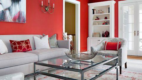 Chọn tông màu nào khi trang trí nội thất phòng khách hiện đại?