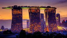 Khách sạn Singapore cháy phòng dịp ông Trump gặp Kim Jong Un