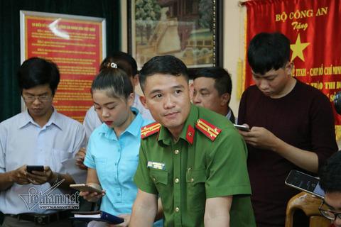 PC45 thông tin vụ trộm đâm chết 2 hiệp sĩ đường phố ở Sài Gòn