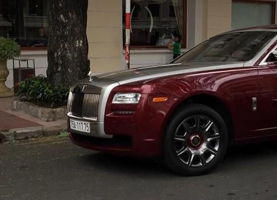 Rolls-Royce,Rolls-Royce Ghost,xe siêu sang,siêu xe